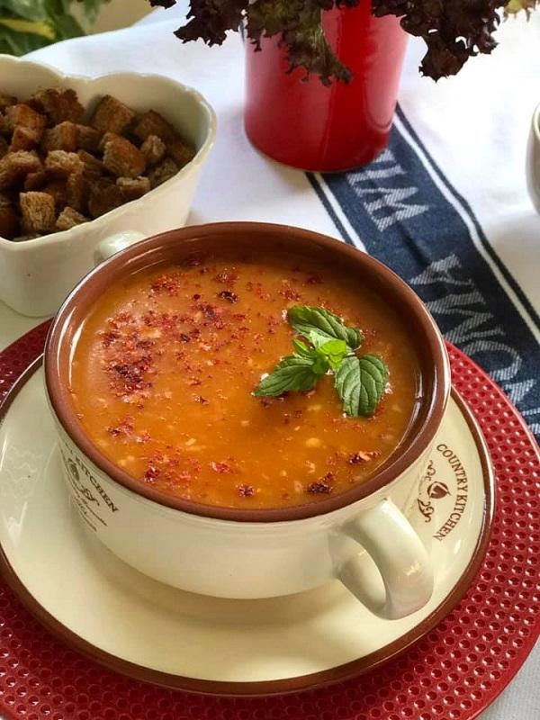 Знаменитый турецкий суп Тархана