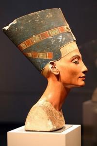 Нефертити  Мастерская скульптора  Тутмоса Амарна