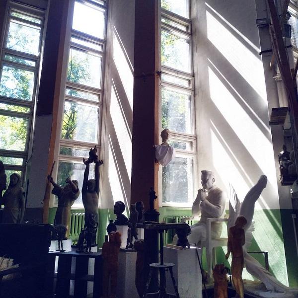 Творческая Мастерская Рябичевых скульптура, живопись, графика, арт-фото, фотосессии, съемка кино  8 926 524 12 47