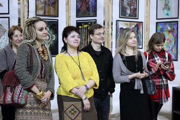 выставка Махназ Жабри Творческая Мастерская Рябичевых  . Арт-Релиз.РФ