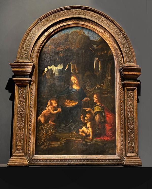 Леонардо да Винчи выставка в Лувре фото 2. Арта-Релиз.РФ