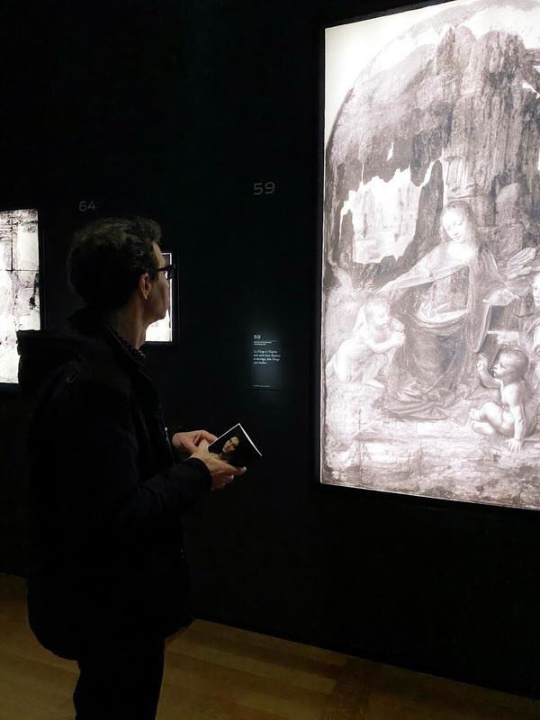 Леонардо да Винчи выставка в Лувре фото 3. Арта-Релиз.РФ