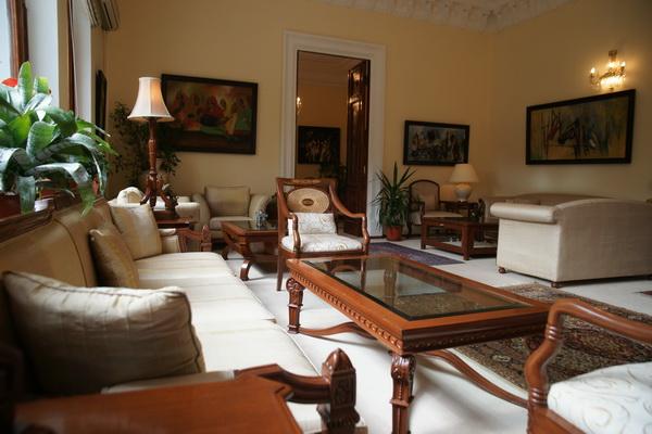 Посольство Индии (фото 1) Фото Александра Загряжская АРТ-Релиз.РФ особняк