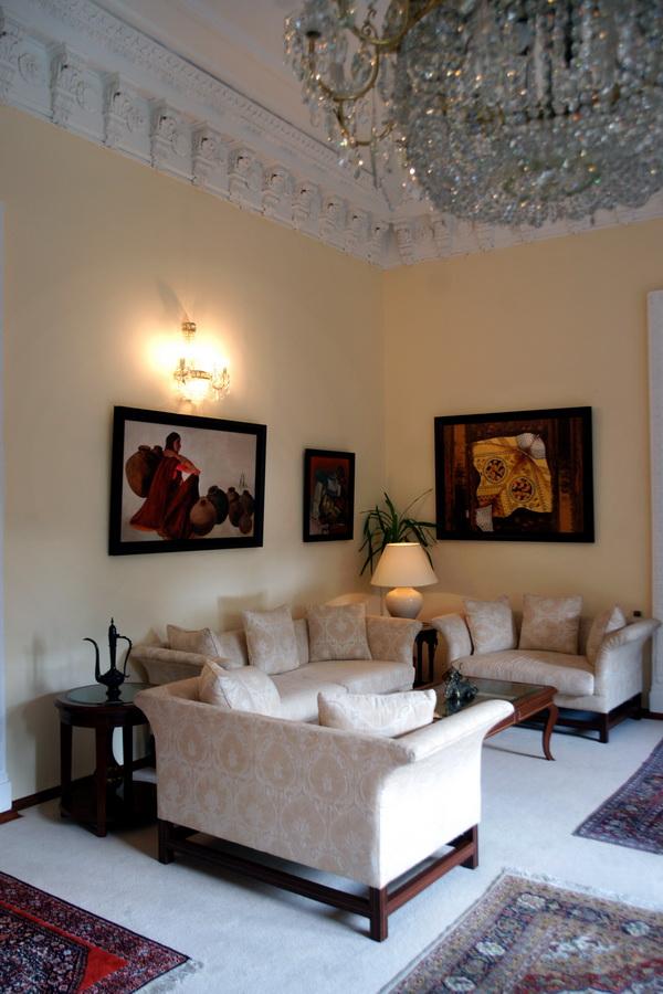 Посольство Индии (фото 11) Фото Александра Загряжская АРТ-Релиз.РФ особняк
