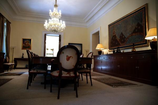 Посольство Индии (фото 16) Фото Александра Загряжская АРТ-Релиз.РФ особняк