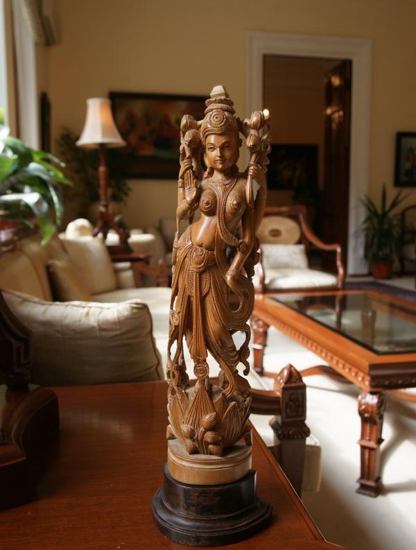 Посольство Индии (фото 3) Фото Александра Загряжская АРТ-Релиз.РФ особняк