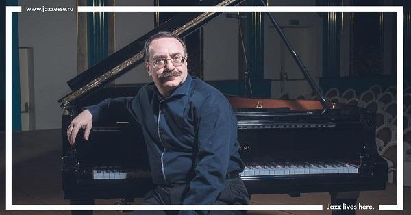 Даниил Крамер джазовый пианист  педагог  композитор   продюсер