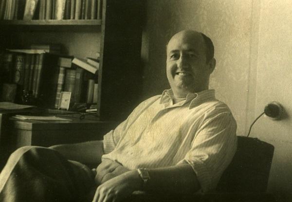 Висенте Пертегас  в московском отеле Люкс  начало 1950-х фото из семейного архива Висенте Пертегас