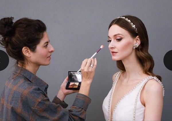 Елена Будовниц визажист сборы невесты