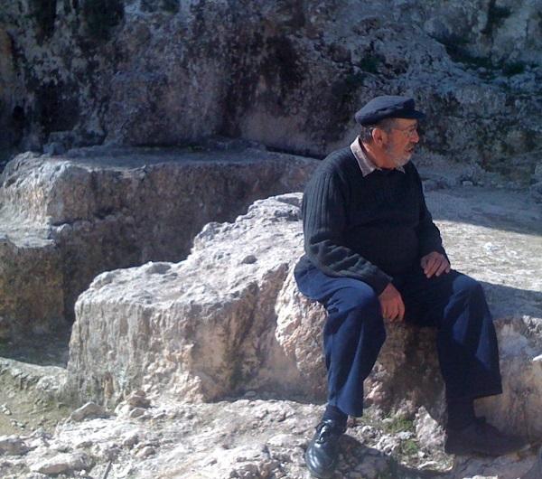 Габриэль Баркай  профессор археологии Университета Бар-Илан