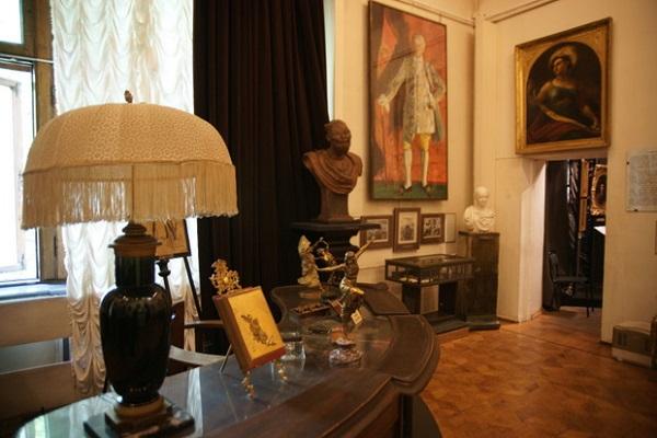 Музей Бахрушина