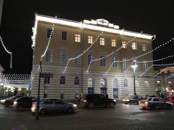 Дом Губернатора ..Владимир