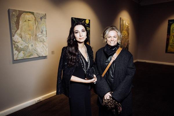 Зара и Екатерина Проничева проект «Le Jardin» Александры Вертинской 31 марта 2021