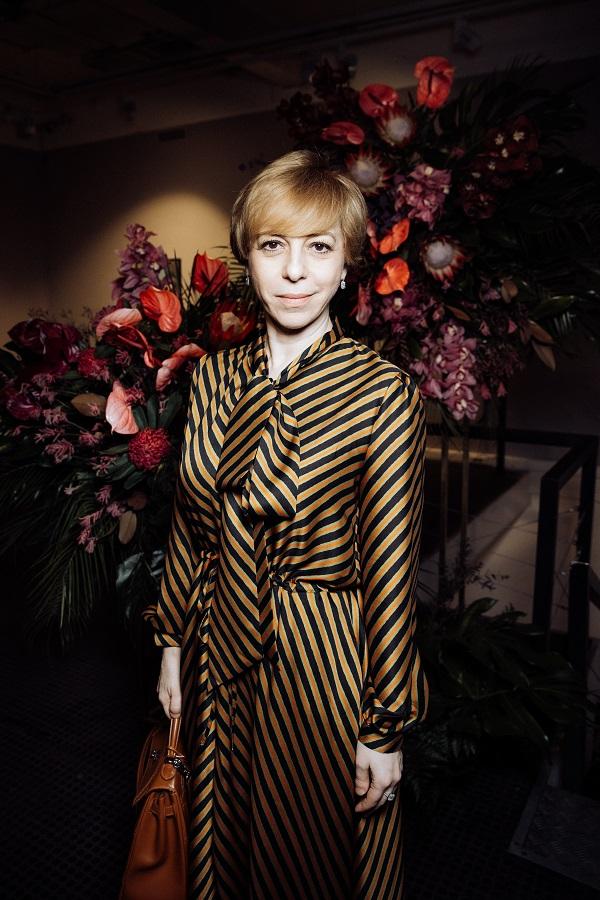 Марианна Максимовская проект «Le Jardin» Александры Вертинской 31 марта 2021