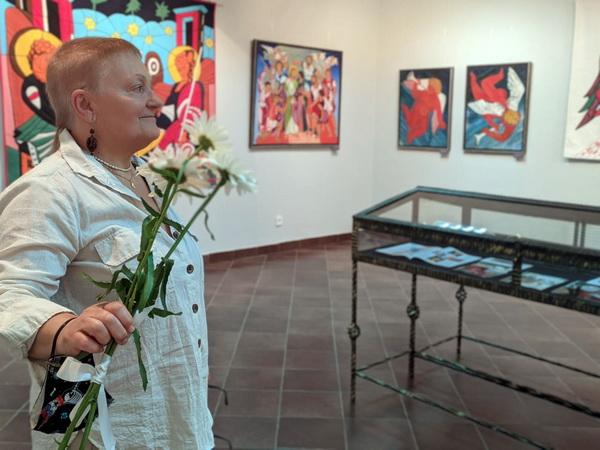 Маргарита Юркова автор выставки