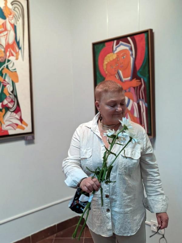 Маргарита Юркова выставка во Владимире фото 2Арт-Релиз.РФ