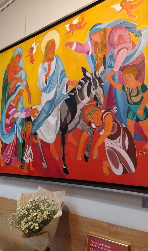 Маргарита Юркова выставка во Владимире фото 6 АРТ-Релиз.РФ