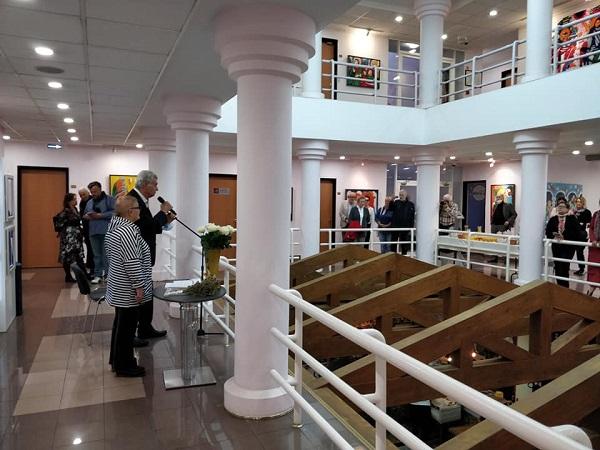 Галерея На Чистых прудах Маргарита Юркова фото 9 Арт-Релиз.РФ